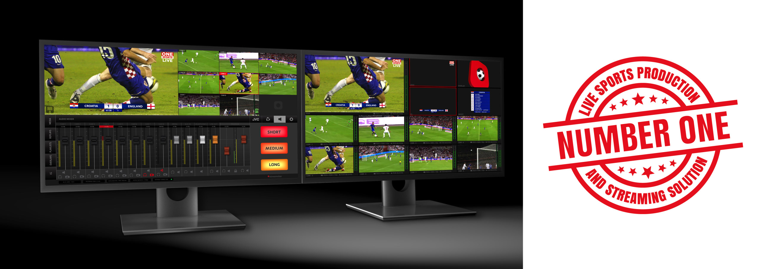 Streamstar SW | Streamstar com | LIVE SPORTS PRODUCTION SOLUTIONS