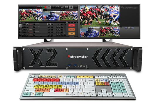 Streamstar X2