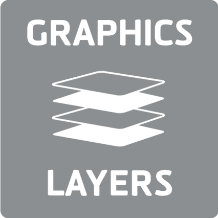 Graphics layers