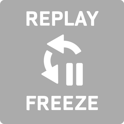 Freeze Frame in Replays